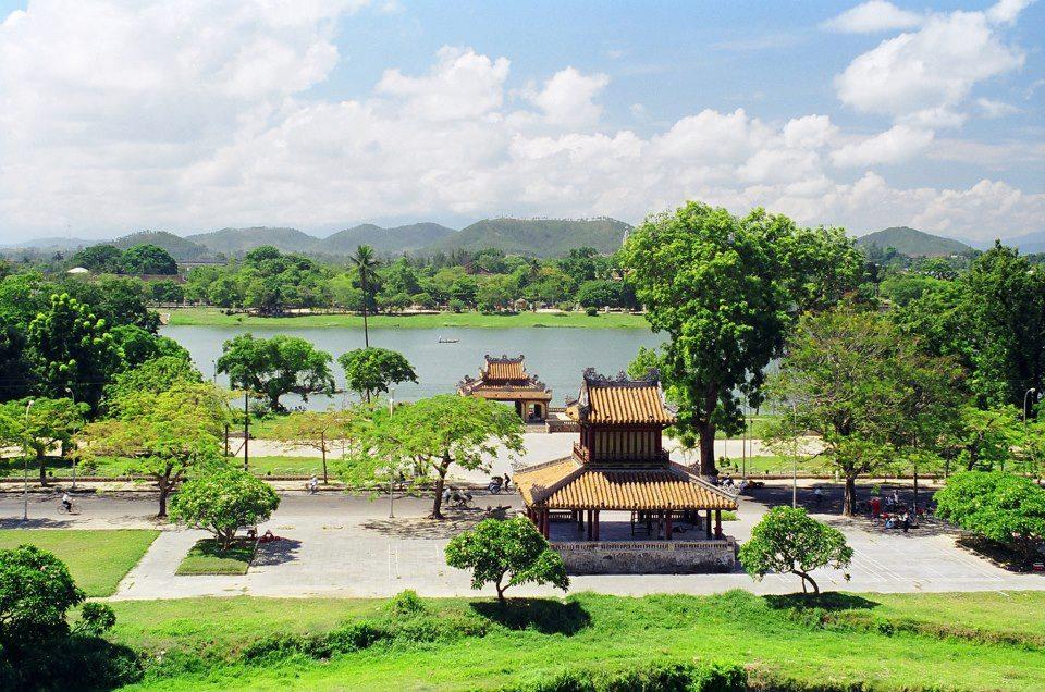 Image result for cảnh đẹp xứ huế